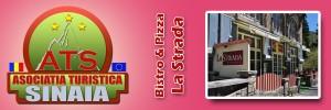 La Strada - bistro&pizza - Restaurante Sinaia