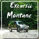 Excursii montane cu autoturism de teren - Cazare in Sinaia
